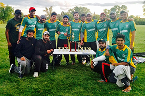 Men's Club Cricket